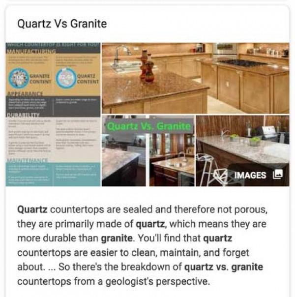 Google announces a new form of featured snippets